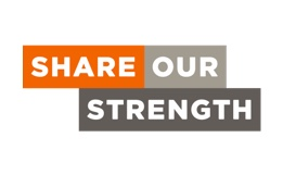 Share Our Strength Logo
