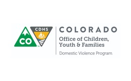Colorado Domestic Violence Program Logo